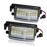 Nissan LED Plate Housings (PAIR)