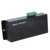 3 Channel DMX Decoder RGB LED Controller