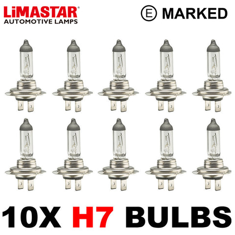 24v H7 70w 474 Limastar OEM Halogen Bulbs (10 PACK)