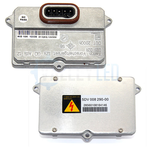 Hella 5DV 008 290 00 Xenon HID Headlight Ballast ECU Control Unit