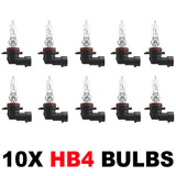 HB4 9006 55w OEM Replacement Bulbs (10 PACK)