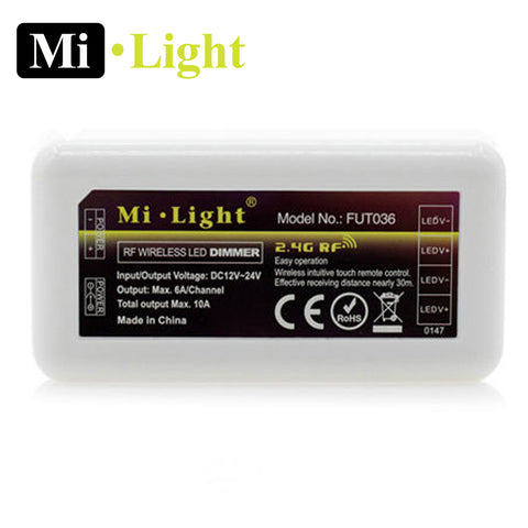 Milight Dimmer 2.4G RF 4 Zone Receiver FUT036