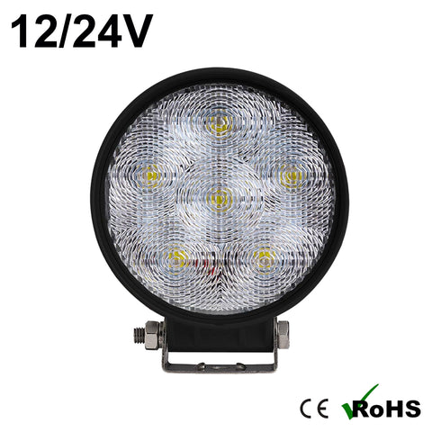18w Round Cree LED Work Light