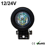 10w Round Cree LED Work Light Spot / Flood