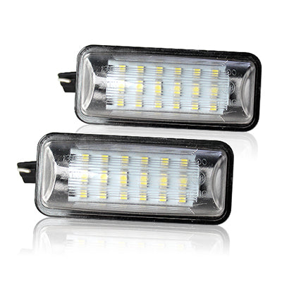 Toyota / Subaru LED Plate Housings (PAIR)