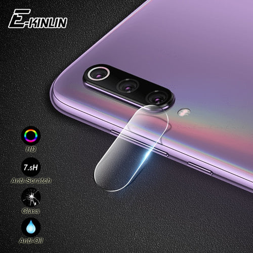 Back Camera Lens Cover Protector Tempered Glass Case For XiaoMi Mi 9 8 9T A3 A2 Lite Redmi Note 7 6 5 K20 Pro 6A S2 Mix 2S Max 3