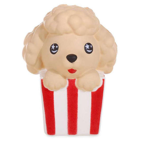 Squishy Chien Pop-Corn