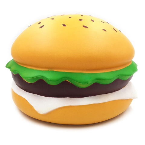 Squishy Hamburger Géant