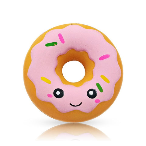 Squishy Donuts Kawaii Rose