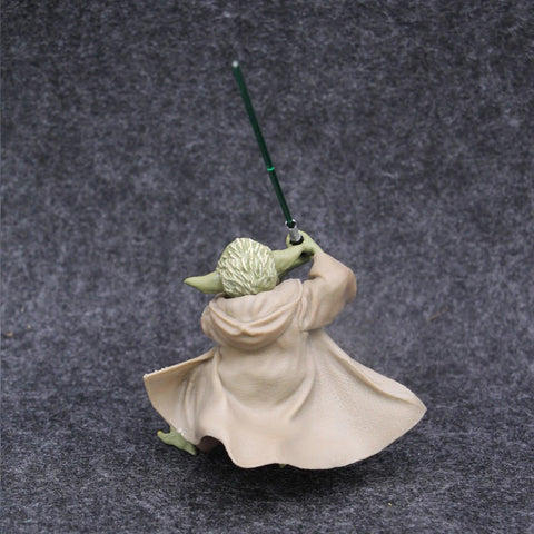 Image of Mestre Yoda - Figure Action - PERFEITA