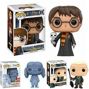Funko POP - Harry Potter - Personagens