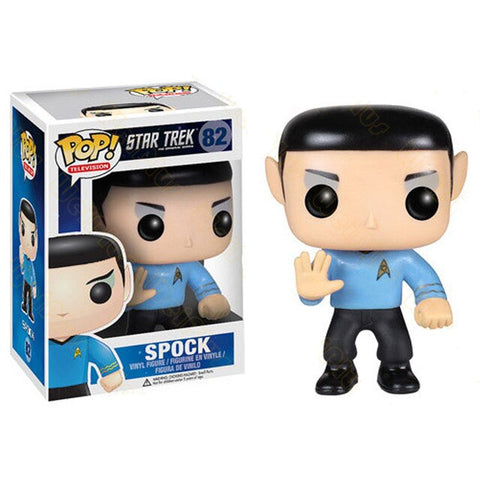 Image of Funko POP - Spock - STAR TREK - MEGA OFERTA !!!
