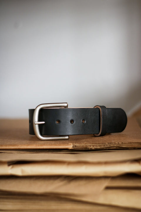 "1.5"" Leather Belt 
