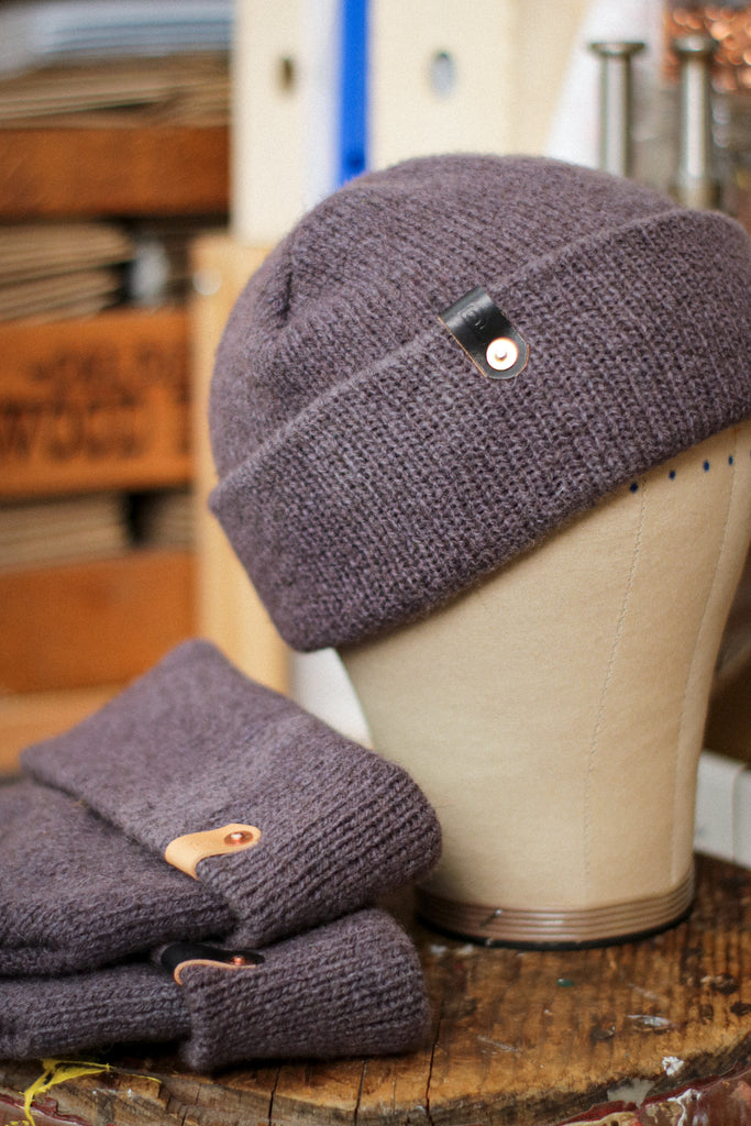 Wool Watch Cap | OUTER SPACE