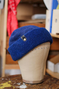 Wool Watch Cap | REALLY REALLY BLUE