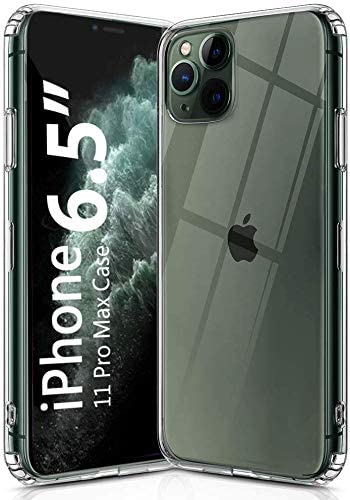 cover iphone 11 pro max trasparente