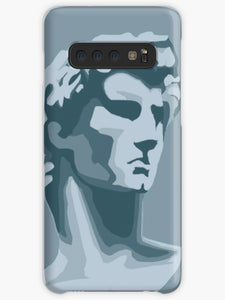 "AESTHETIC STATUE OF DAVID HEAD SKYBLUE IPHONE 7 COVER"" Sticker by"