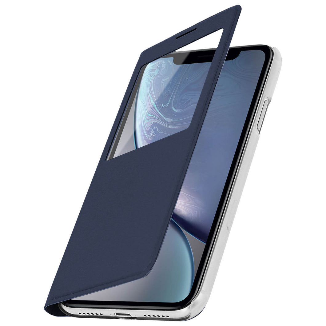 Avizar - Custodia Iphone Xr Sportellino Finestra Cover