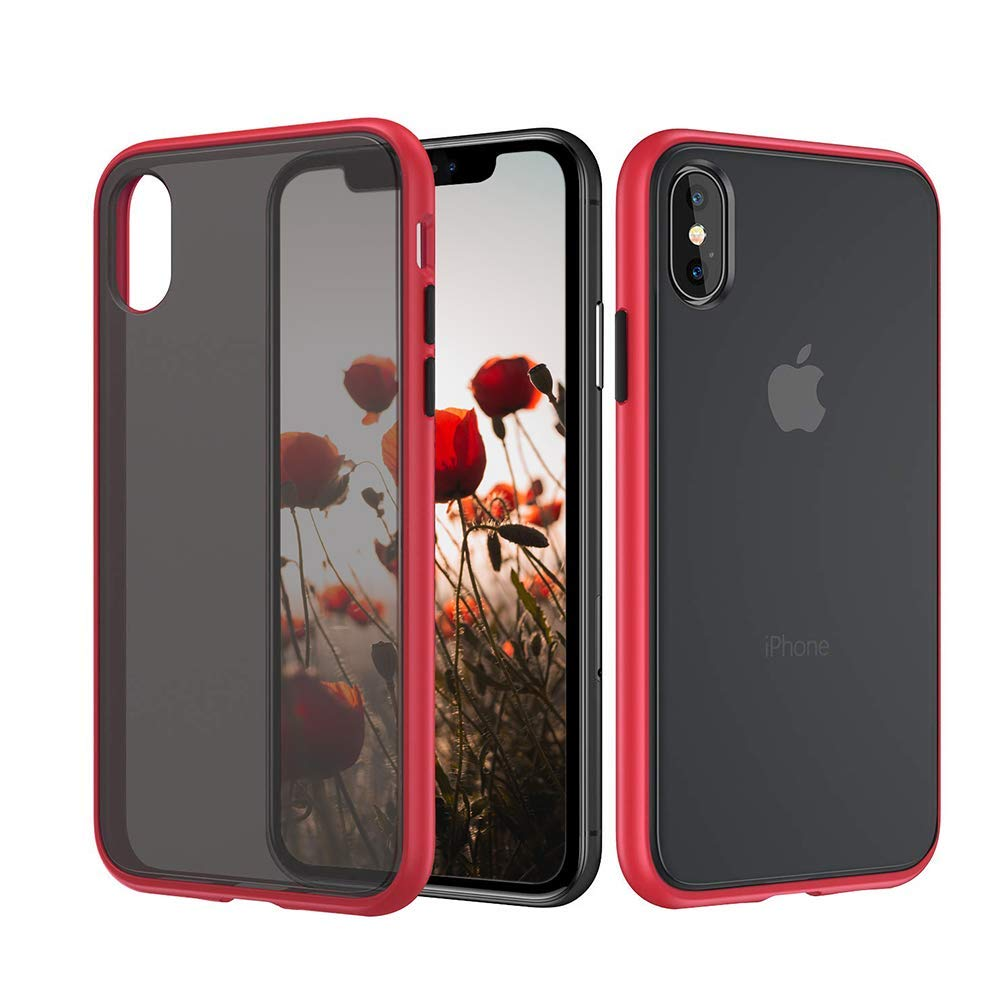 BIGZOOK Matte iPhone 6 / iPhone 6S custodia