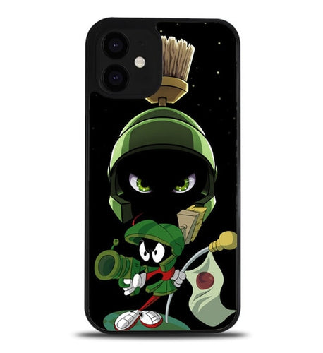 custodia cover iphone 12/12 mini/12 pro/12 pro max Looney Tunes Marvin Z3656
