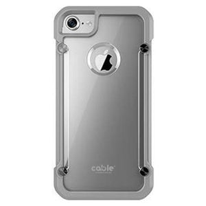 CABLE TECHNOLOGIES - Icombat Total Black For Iphone 7 Plus Cover
