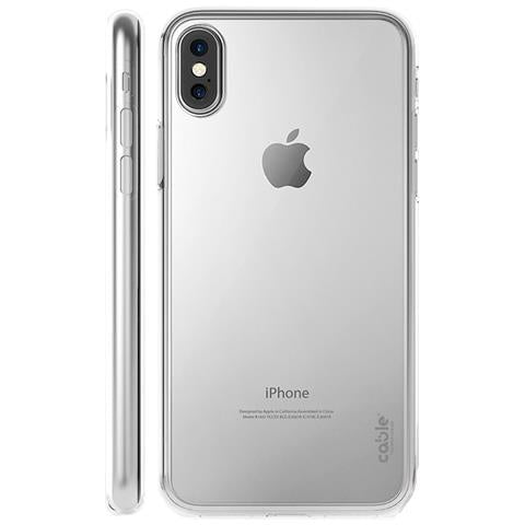 CABLE TECHNOLOGIES - Isee Luxury2 Silver For Iphone 8/7 Cover