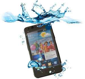 Case Marine Waterproof Cover iPhone 5 - Black :: Euro Baltronics