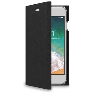 "Celly Custodia ad Agenda per iPhone 6 e 6s 4.7"" Flip Wallet Bianco"