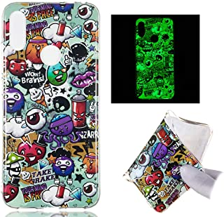 Cipria Bling Emoji Galleggianti iPhone 6 6S 4.7 inch Custodia