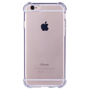 Clear Ultra Sottile MORBIDA ANTI URTO PARAURTI Gel Cover iPhone 7