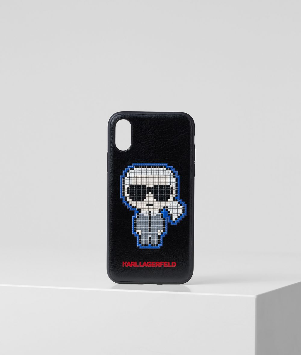 Cover Iphone X/Xs Choupette  Collezioni Karl Lagerfeld  By Karl