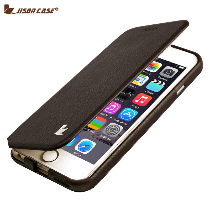 Cover for Apple iPhone Standing custodia
