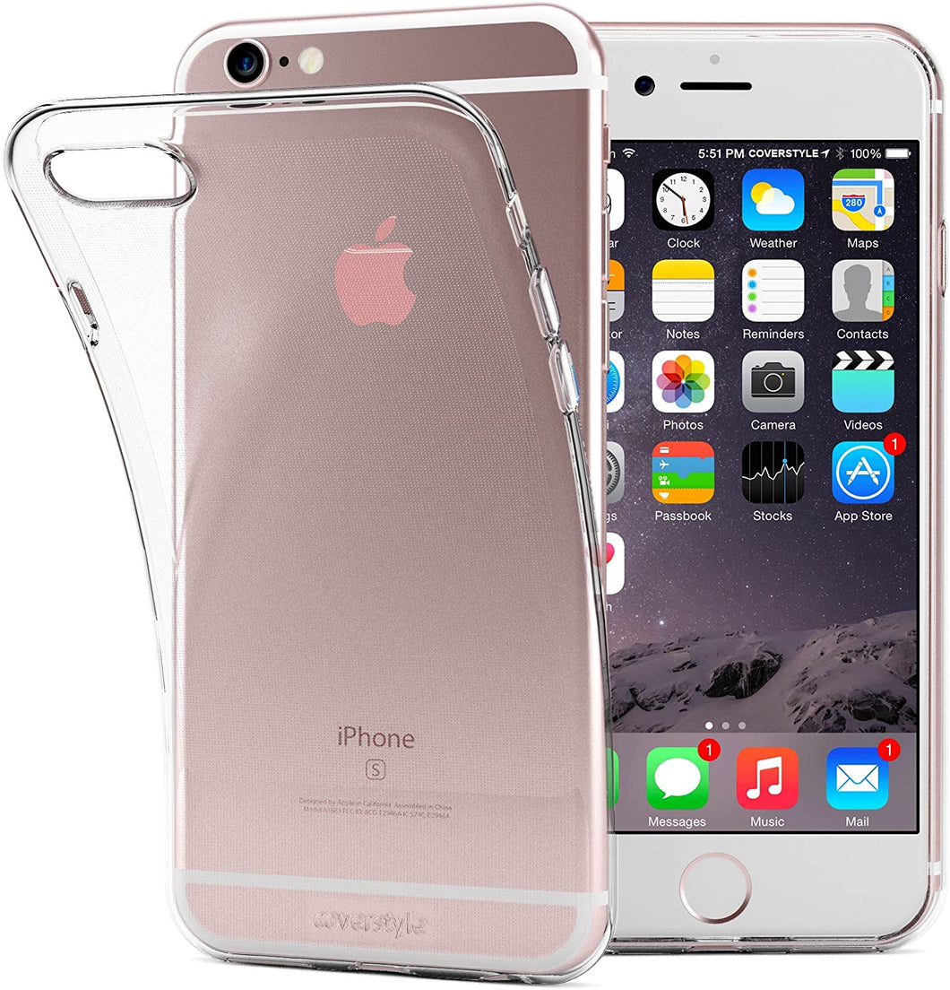 Cover iPhone 6 Ultra Sottile 0.3mm ZeroFlex