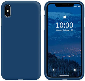 Custodia Iphone Xs Max Silicone Panno Semplici Cover Iphone Xs