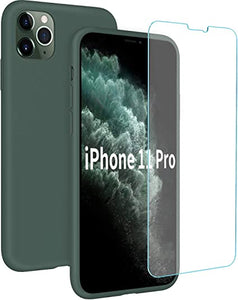 EasyAcc Custodia iPhone 11 PRO Max Cover + Pellicola in Vetro