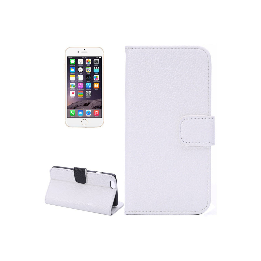 FLIP COVER CUSTODIA SLOT CARTE PER APPLE IPHONE 6 e 6S PLUS