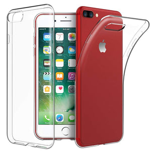 For iPhone 7 Plus Case iPhone 8 Plus Silicone Cover iPhone 7 Plus