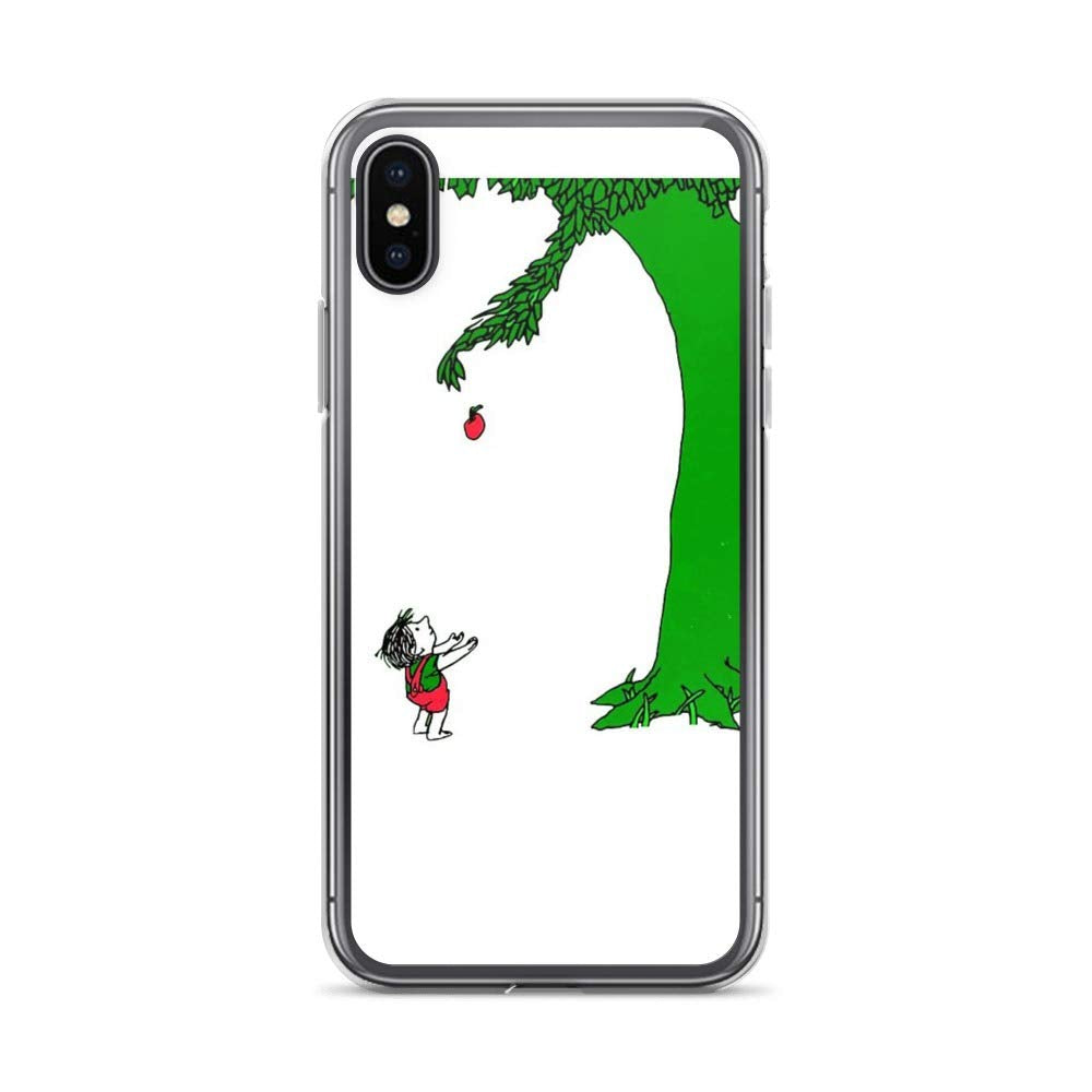 Giving Tree iPhone 6s 6 Clear custodia
