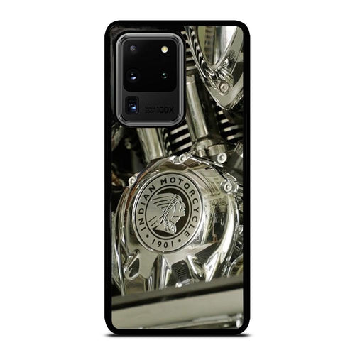 coque custodia cover fundas hoesjes j3 J5 J6 s20 s10 s9 s8 s7 s6 s5 plus edge D27815 INDIAN MOTORCYCLE SINCE 1901 MACHINE Samsung Galaxy S20 Ultra Case