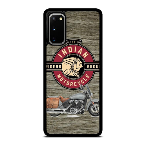 coque custodia cover fundas hoesjes j3 J5 J6 s20 s10 s9 s8 s7 s6 s5 plus edge D27797 INDIAN MOTORCYCLE Samsung Galaxy S20 Case