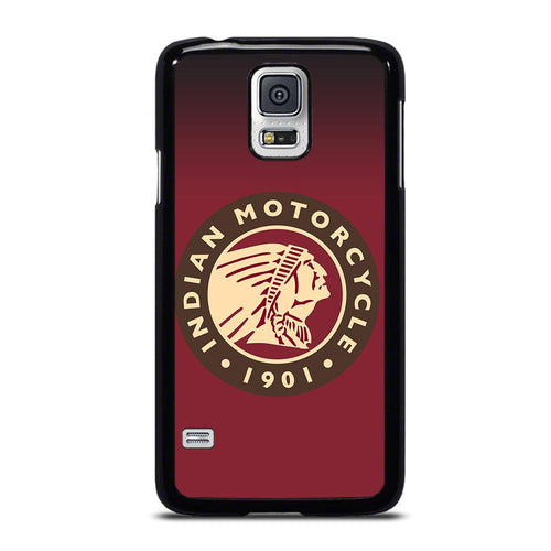 coque custodia cover fundas hoesjes j3 J5 J6 s20 s10 s9 s8 s7 s6 s5 plus edge D27744 INDIAN MOTORCYCLE #1 Samsung Galaxy S5 Case
