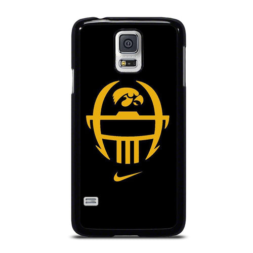 coque custodia cover fundas hoesjes j3 J5 J6 s20 s10 s9 s8 s7 s6 s5 plus edge D27905 IOWA HAWKEYES #5 Samsung Galaxy S5 Case