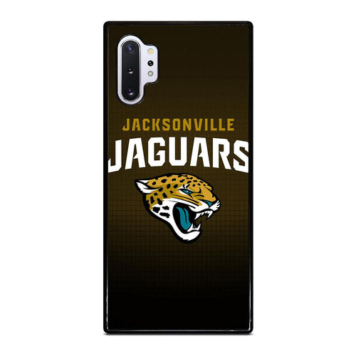 coque custodia cover fundas hoesjes j3 J5 J6 s20 s10 s9 s8 s7 s6 s5 plus edge D28101 JACKSONVILLE JAGUARS Samsung Galaxy Note 10 Plus Case