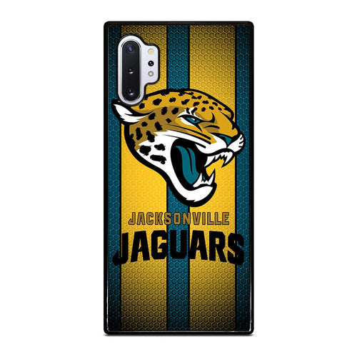 coque custodia cover fundas hoesjes j3 J5 J6 s20 s10 s9 s8 s7 s6 s5 plus edge D28067 JACKSONVILLE JAGUARS #4 Samsung Galaxy Note 10 Plus Case