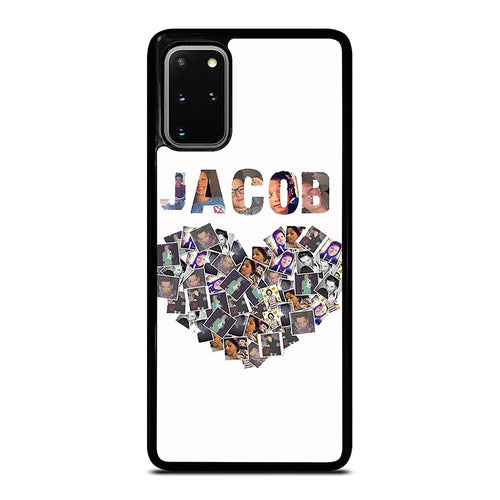 coque custodia cover fundas hoesjes j3 J5 J6 s20 s10 s9 s8 s7 s6 s5 plus edge D28135 JACOB SARTORIUS COLLAGE ART Samsung Galaxy S20 Plus Case