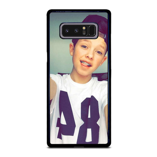 coque custodia cover fundas hoesjes j3 J5 J6 s20 s10 s9 s8 s7 s6 s5 plus edge D28110 JACOB SARTORIUS #1 Samsung Galaxy Note 8 Case