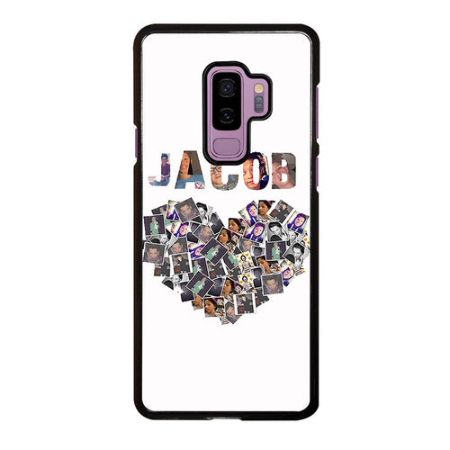 coque custodia cover fundas hoesjes j3 J5 J6 s20 s10 s9 s8 s7 s6 s5 plus edge D28141 JACOB SARTORIUS COLLAGE ART Samsung Galaxy S9 Plus Case