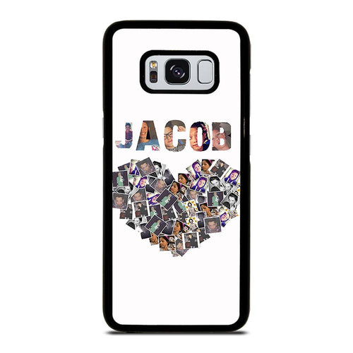 coque custodia cover fundas hoesjes j3 J5 J6 s20 s10 s9 s8 s7 s6 s5 plus edge D28138 JACOB SARTORIUS COLLAGE ART Samsung Galaxy S8 Case