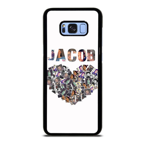 coque custodia cover fundas hoesjes j3 J5 J6 s20 s10 s9 s8 s7 s6 s5 plus edge D28139 JACOB SARTORIUS COLLAGE ART Samsung Galaxy S8 Plus Case