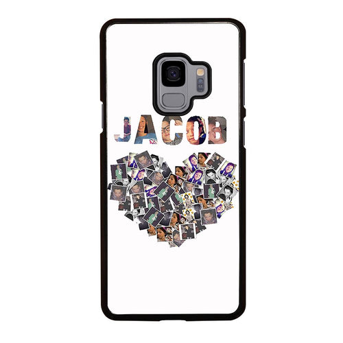 coque custodia cover fundas hoesjes j3 J5 J6 s20 s10 s9 s8 s7 s6 s5 plus edge D28140 JACOB SARTORIUS COLLAGE ART Samsung Galaxy S9 Case